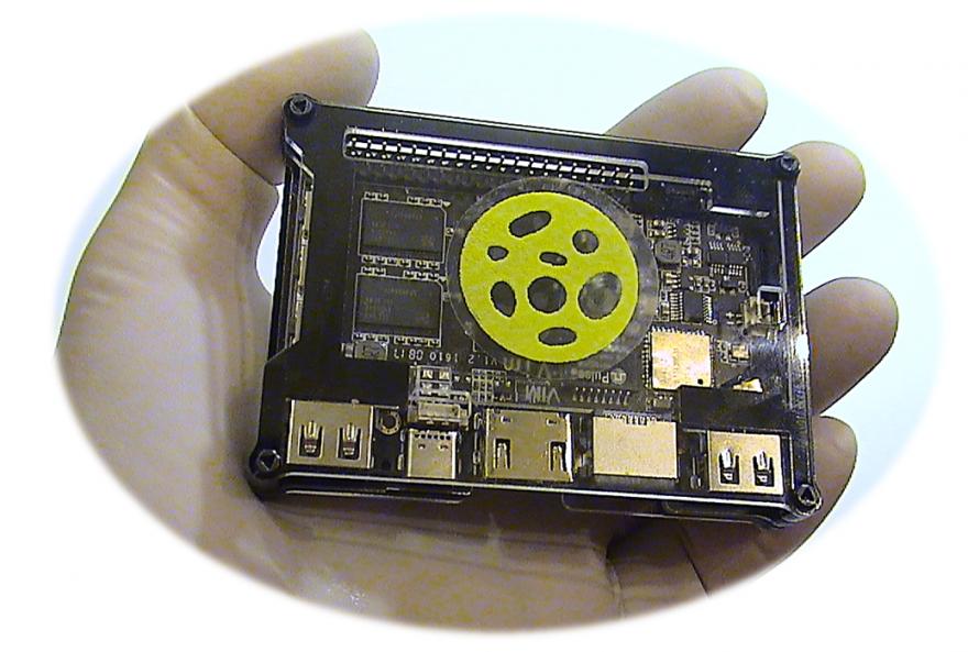 Мобильный регистратор/извещатель VIM Real-HD USBCAM