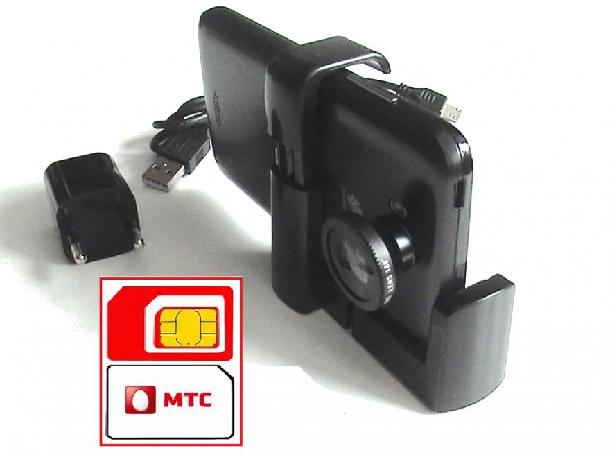 3G камера Лайт RealVisor МТС